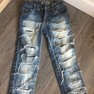 Other - Etsy shop custom jeans